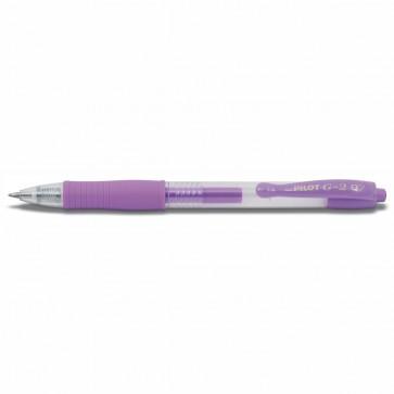 PILOT Gelschreiber BL-G2-7PAV 0,7mm pastellviolett