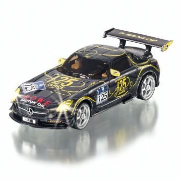 SIKU Mercedes-Benz SLS AMG GT3 125 Jahre Dunlop Set 6823