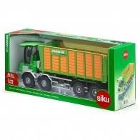 SIKU 4064 Joskin Cargotrack mit Ladewagen 1:32
