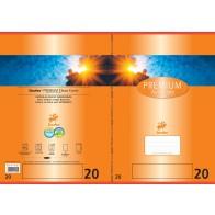STAUFEN Premium Heft A4 16 Blatt LIN 20
