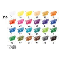 STAEDTLER Farbstift Ergosoft 157-52 saftgrün