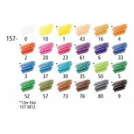 STAEDTLER Farbstift Ergosoft 157-57 olivgrün