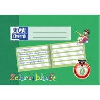 OXFORD Schreiblernheft 0 A5 quer 16 Blatt