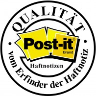 POST-IT Würfel 76x76mm  neonblau 450 Blatt Haftnotiz