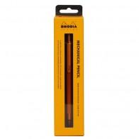 RHODIA Minenbleistift skRipt 0,5mm Aluminium orange