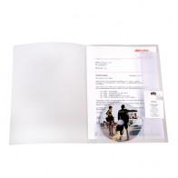 DATAPLUS Angebotsmappe A4  mit CD und Vistenk.Stanzung tr