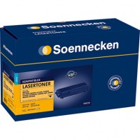 SOENNECKEN Toner 80017 Gr.1176 schwarz wie Canon FX10