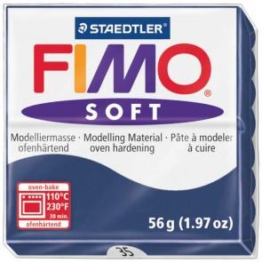 STAEDTLER Modelliermasse Fimo soft 57g 8020-35 windsorblau