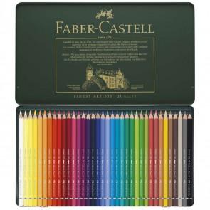 FABER CASTELL Aquarell Farbstift ALBRECHT DÜRER 36 Farben im Metalletui