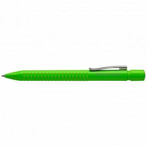 FABER CASTELL Kugelschreiber GRIP 2010 M hellgrün