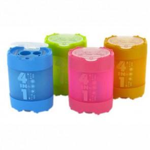 KUM Dosenspitzer 4 in 1 farbig sortiert