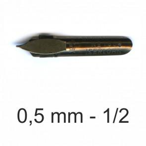 BRAUSE Bandzug Zeichenfeder 0,5mm