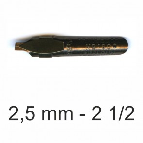 BRAUSE Bandzug Zeichenfeder 2,5mm