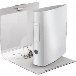 LEITZ Ordner Active Style 1108 80mm arktik weiß