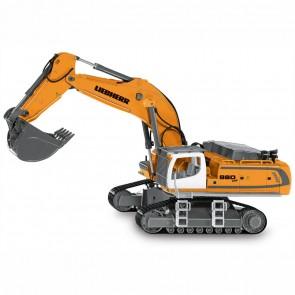 SIKU 6740 Control Liebherr R980 SME Raupenbagger 1:32