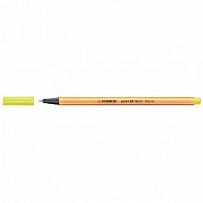 STABILO Fineliner point 88/024 neongelb 0,4mm