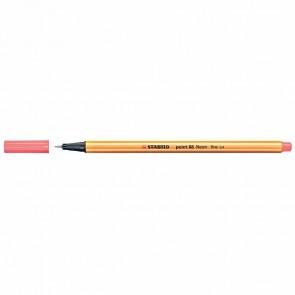 STABILO Fineliner point 88/040 neonrot 0,4mm