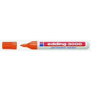EDDING Permanentmarker 3000 orange 1,5-3mm