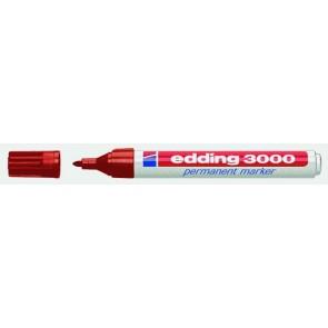 EDDING Permanentmarker 3000 braun 1,5-3mm