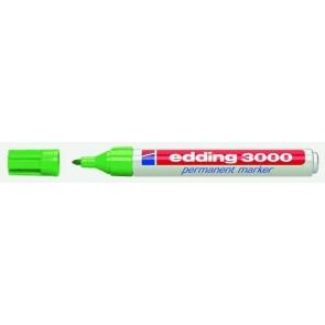 EDDING Permanentmarker 3000 hellgrün 1,5-3mm