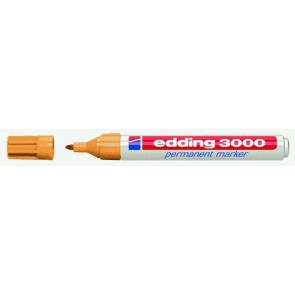 EDDING Permanentmarker 3000 ocker 1,5-3mm